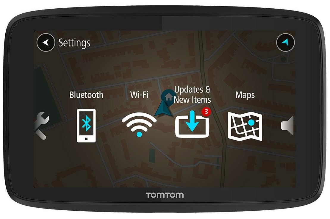 tomtom navigationsger te tests 2018 tomtom navi tests. Black Bedroom Furniture Sets. Home Design Ideas